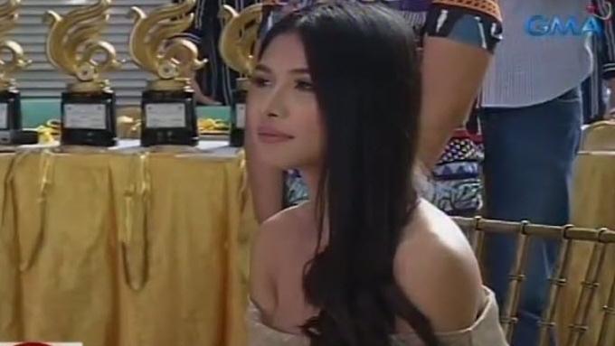 Sanya Lopez honored in Bulacan
