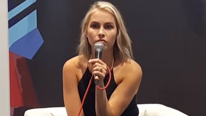 Claire Holt believes in supernatural creatures