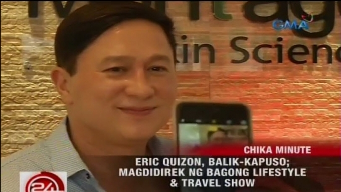 Eric Quizon signs with GMA-7
