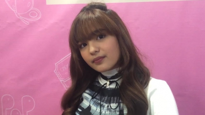 Andrea Brillantes on negative comments about her single