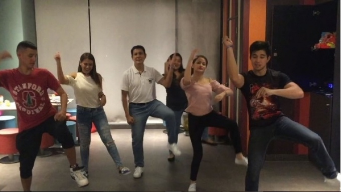 WATCH: Tirso Cruz III takes on Fetty Wap Challenge