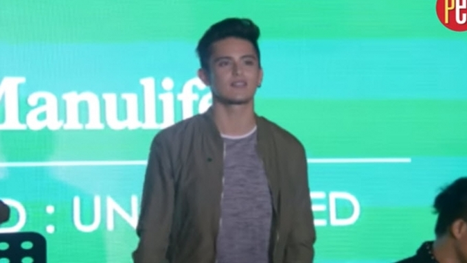 Can you 'Cool Down' with James Reid?
