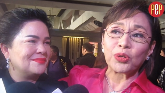 Vilma, Jaclyn wish to make cameos on each other's movies