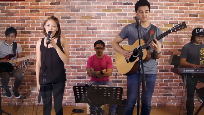 Watch Migz and Maya perform 'Suntok Sa Buwan'