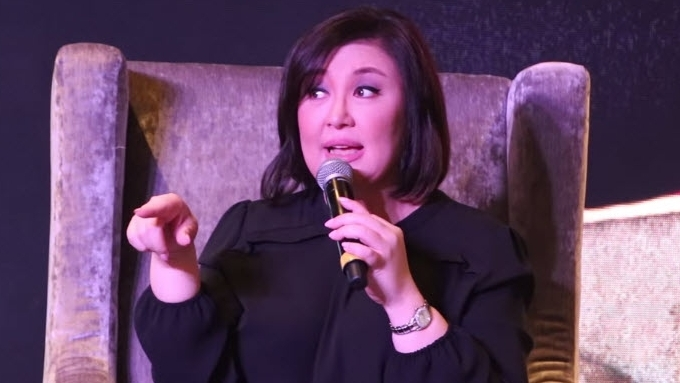Sharon Cuneta on how she lost weight