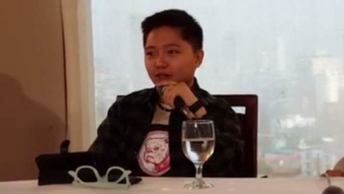 Charice composes song for bashers