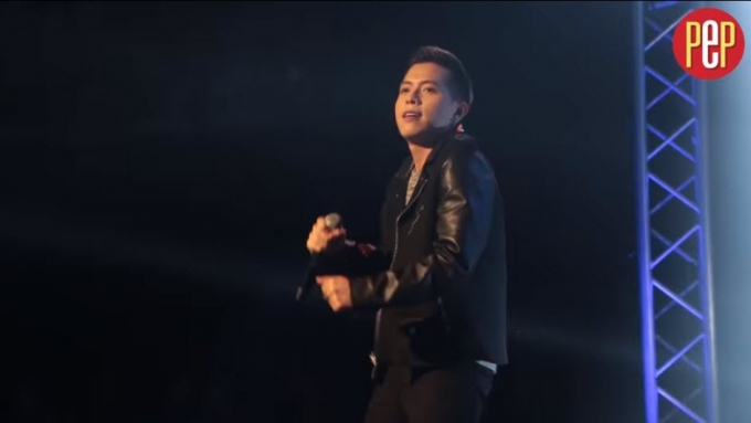 Jason Dy performs Usher's 'Scream'