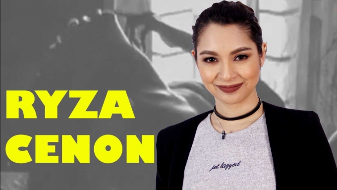 Ryza Cenon goes 'all-out' in daring scenes