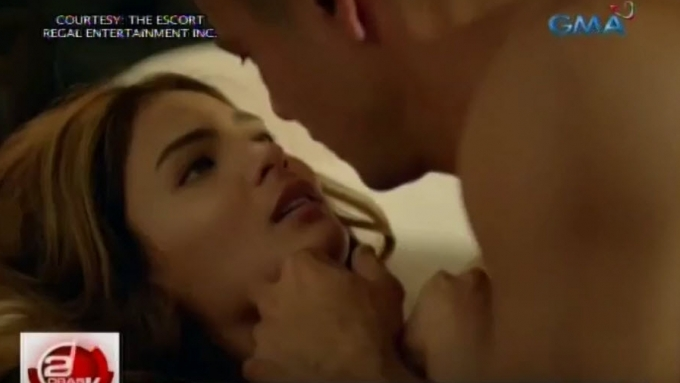 Lovi Poe does hottest love scenes in <em>The Escort</em>