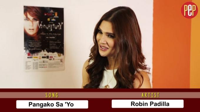 Watch Vina Morales's impressions of Robin, Sharon