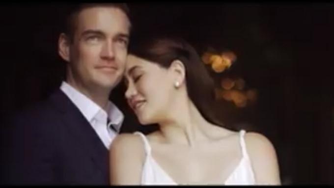 Cristalle Belo-Justin Pitt wedding video
