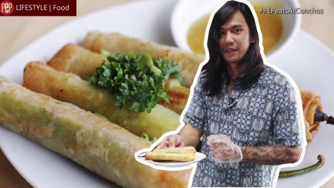 How to cook Concho's Dynamite by Tatsi Jamnague