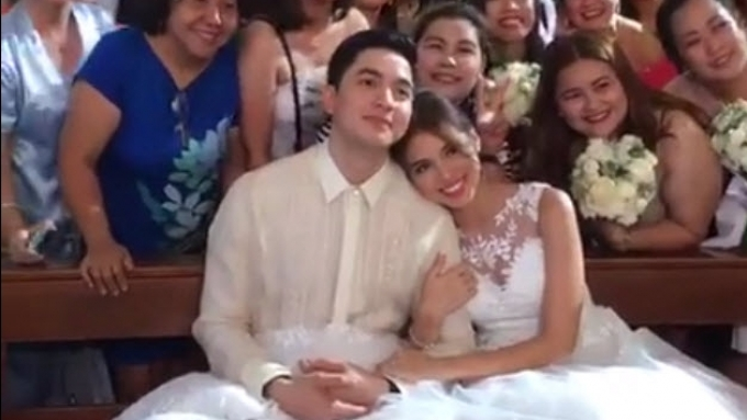 Here's what happened after the AlDub wedding