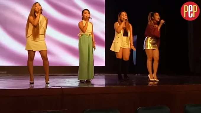 4th Impact performs 'Hello'