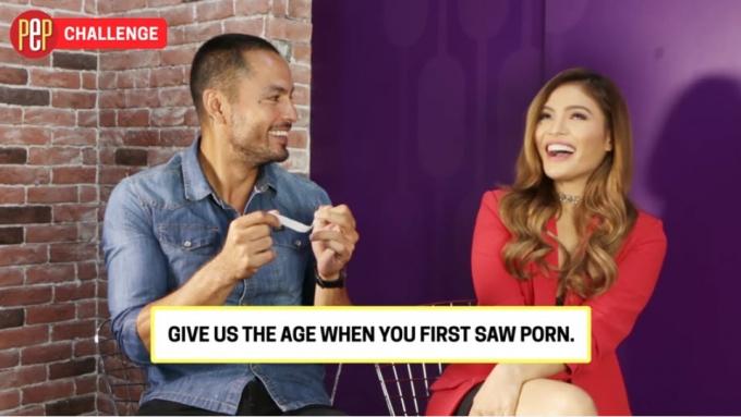 Lovi Poe reveals age she first saw porn