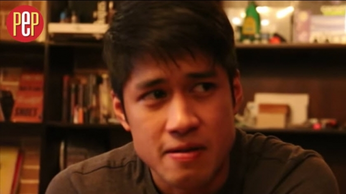 Why is Aljur Abrenica so angry at Julian Trono?