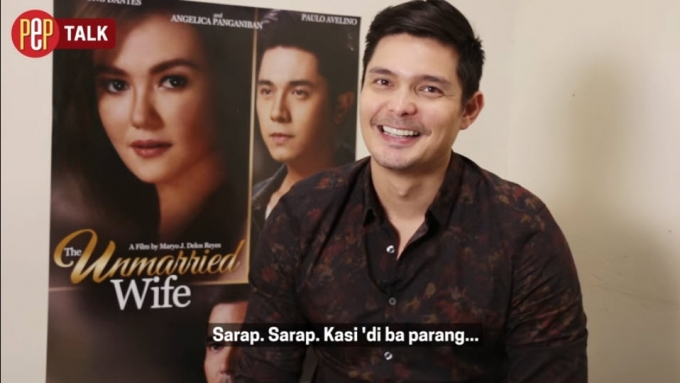 """When Dingdong """"felt"""" the passion of Angelica"""
