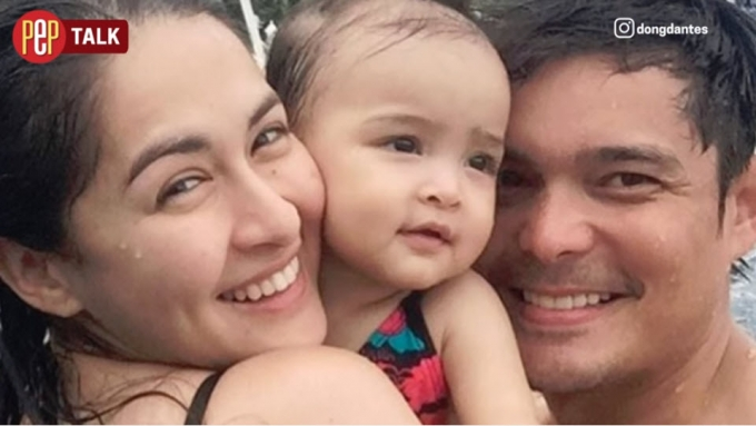 Dingdong Dantes on his favorite moment with Baby Zia