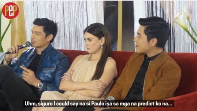 Was Dingdong right with his prediction about Paulo?