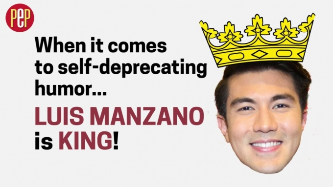 Luis Manzano dares Instagram followers...
