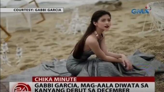 Ruru Madrid is not the 18th rose in Gabbi Garcia's debut