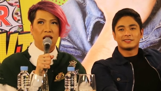 Vice and Coco on their intimate scenes