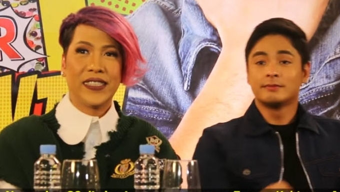 What Vice Ganda has to say about chosen MMFF 2016 entries