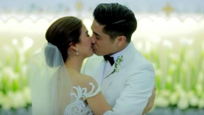 WATCH: Kaye Abad-Paul Jake Castillo wedding video