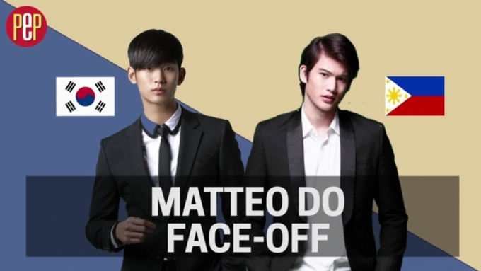 Kim Soo Hyun vs. Gil Cuerva: The Matteo Do face-off