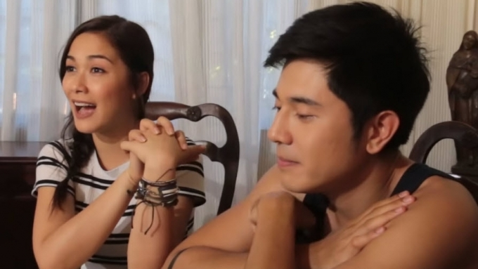 How Maja Salvador, Paolo Avelino prepare for love scene