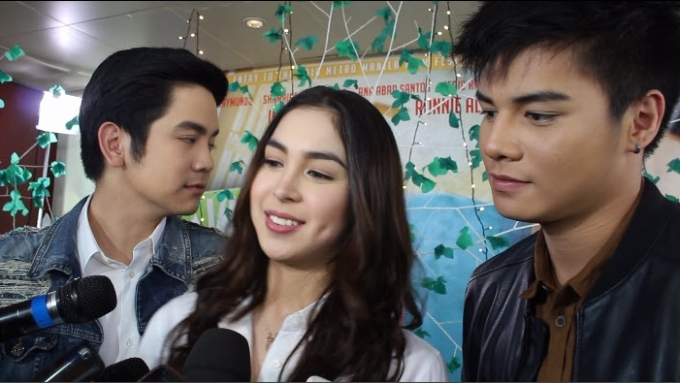 Julia Barretto on what makes a love team work