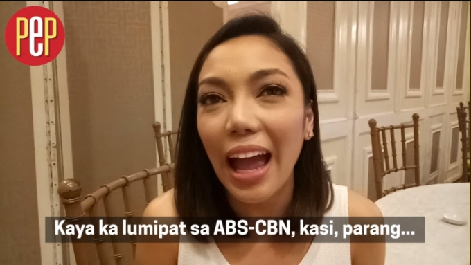 Jona on real reason of transfer from GMA-7 to ABS-CBN