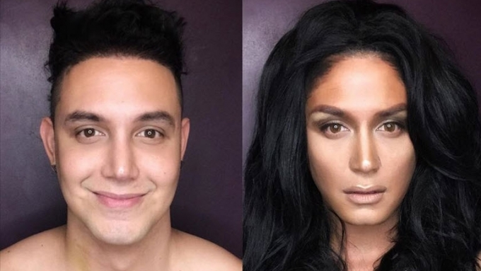 WATCH: Paolo Ballesteros transforms into Pia Wurtzbach