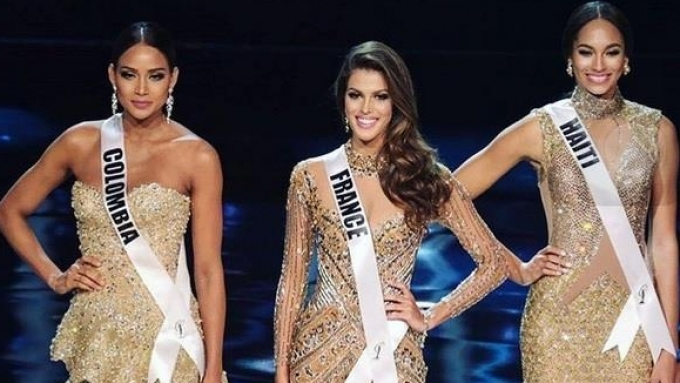 65th Miss Universe in under two minutes