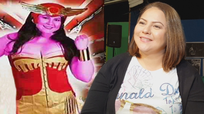 Karla Estrada can't wait to star as Barna