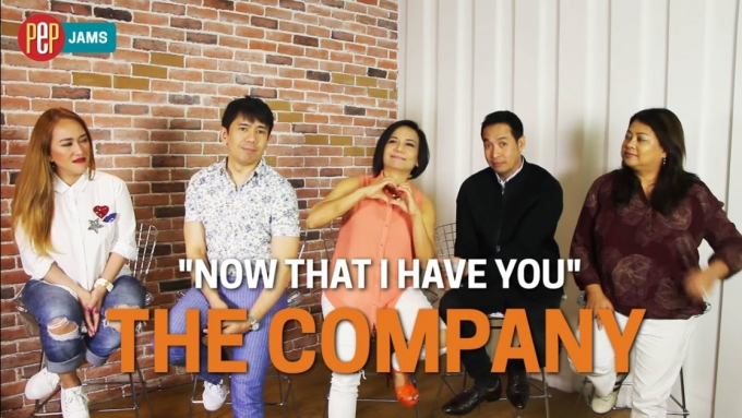 Watch The CompanY sing your soon-to-be wedding song