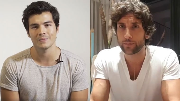 Nico Bolzico creates own Spanish tutorial video