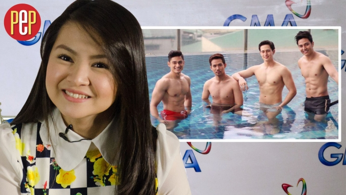 Barbie Forteza's conditions for doing kissing scene