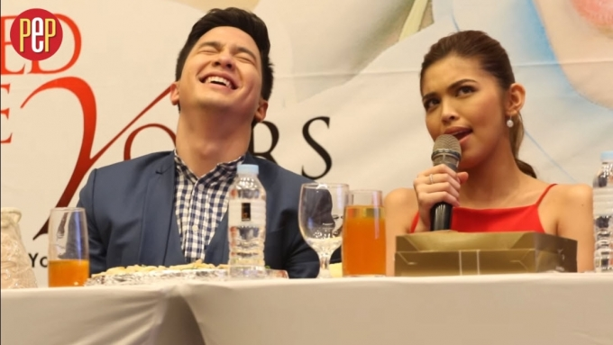 How many times did Maine think Alden might be her destiny?