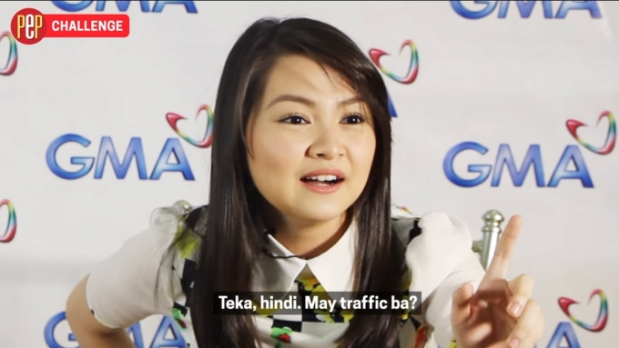 Barbie Forteza on who she wants to be alone with in a car