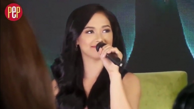 What can make Maja Salvador wild?