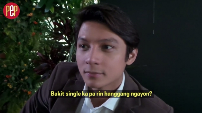 Reason why Joseph Marco is still single