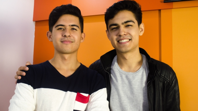 You'll be surprised who the Perkins Twins are crushing on