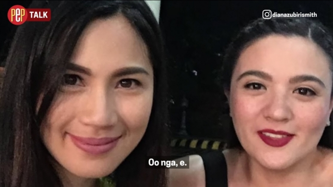 Diana Zubiri on how she became a fan of Sunshine Dizon