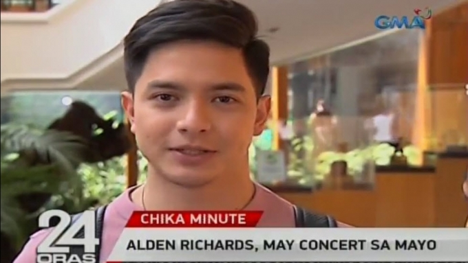 Are you ready for Alden Richards's concert?