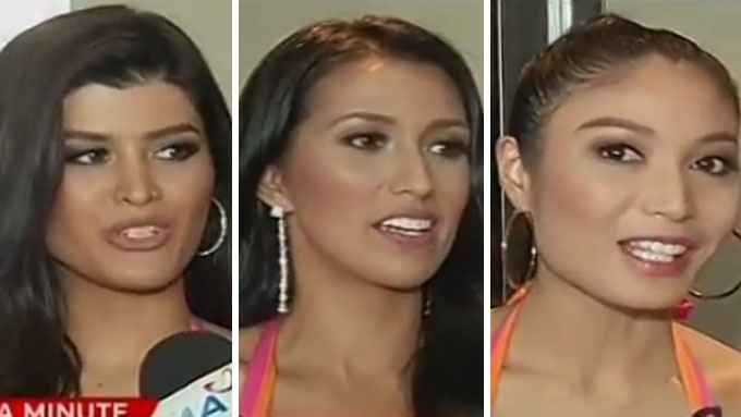 Pia Wurtzbach inspiration to these candidates