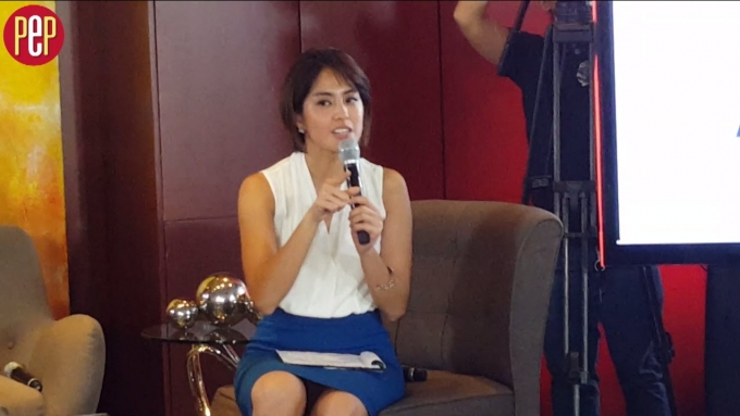 Gretchen Ho on why she had her hair cut short