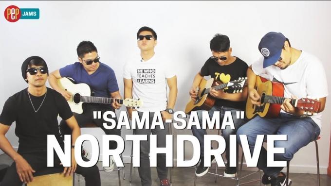 PEP JAMS. Northdrive covers 'Sama-sama' by Alamid