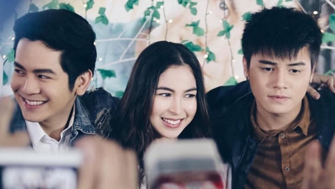 Julia on being with Joshua and Ronnie