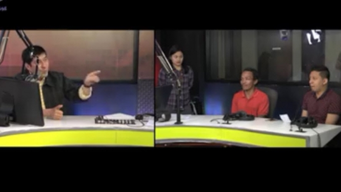 Watch Raffy Tulfo go beastmode on guy who lost a cellphone